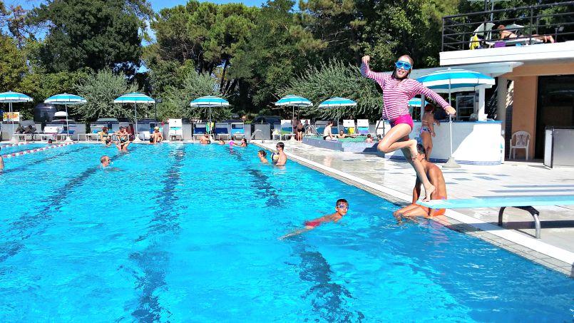 hotel beau soliel pool   zadina