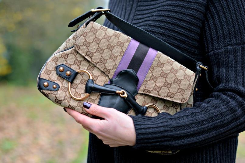 Gucci by Tom Ford special edition horsebit handbag