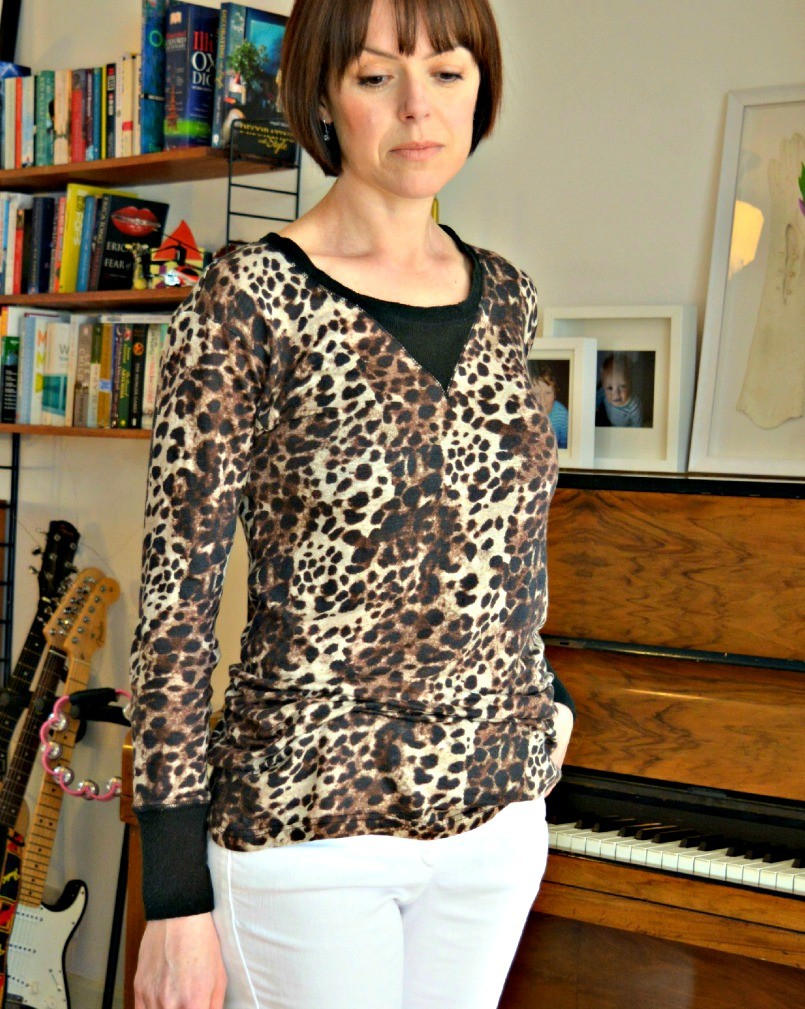 Isabel Marant dress | White Company jeans | Jessica Buurman shoes