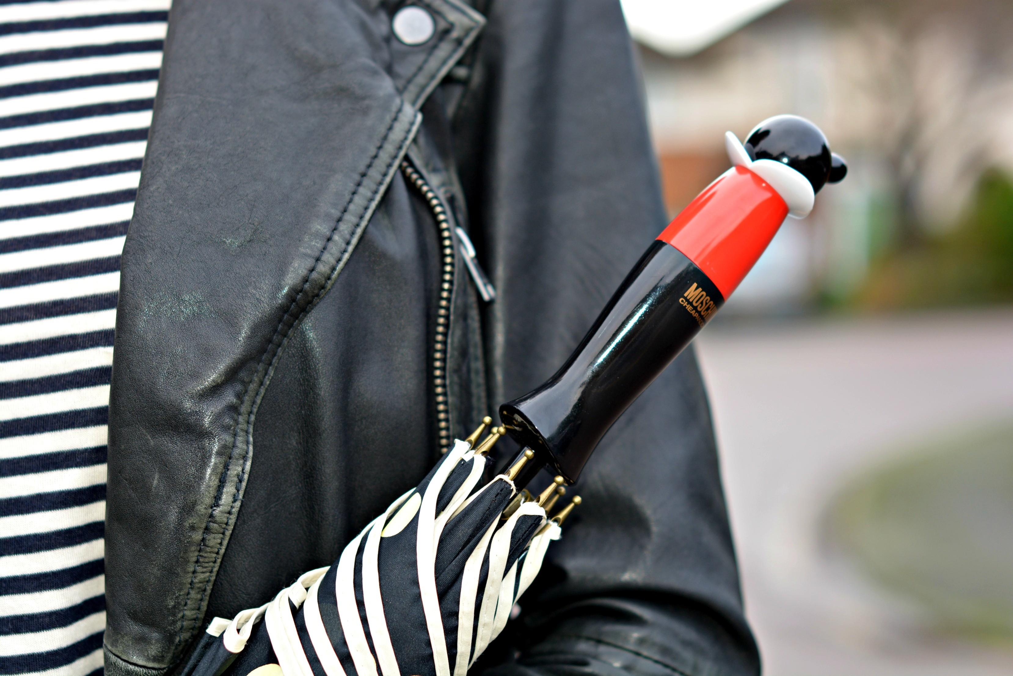Moschino Cheap & Chic umbrella