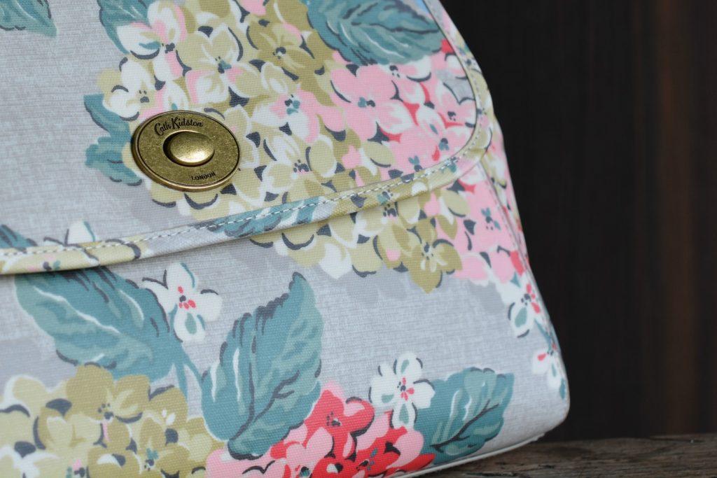 Cath Kidston Hydrangea bag