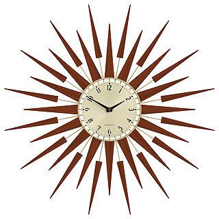newgate sputnik wall clock