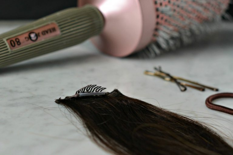 4 easy ways to style clip in hair extensions