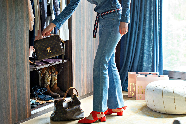 top 12 clever closet staples