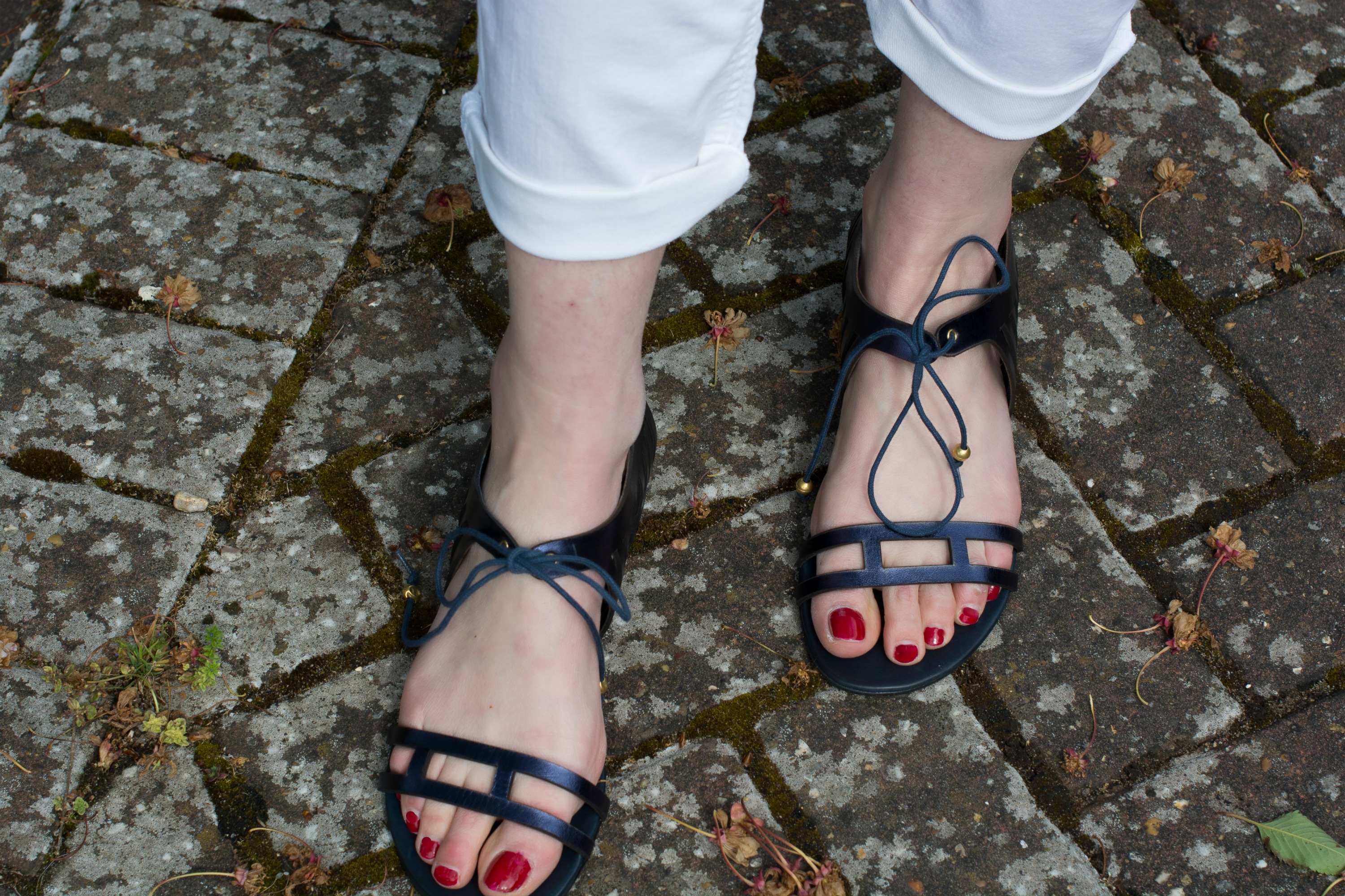 finery london blue sandals