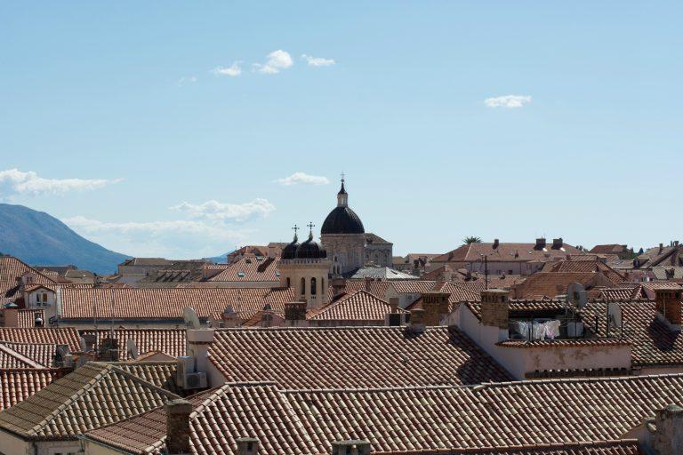 Dubrovnik city break rooftops walk the wall